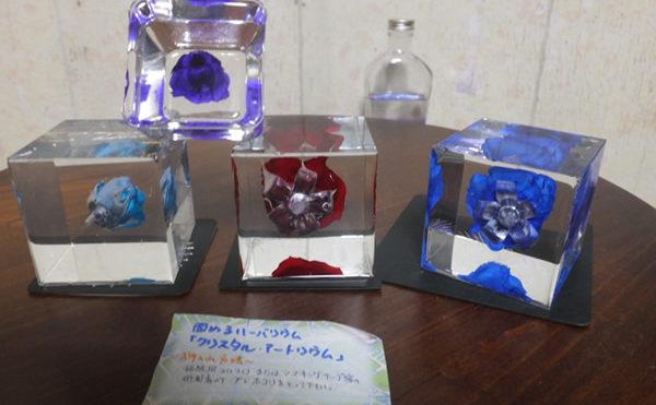 クリスタル・アートリウム(R)薔薇アソート 裏