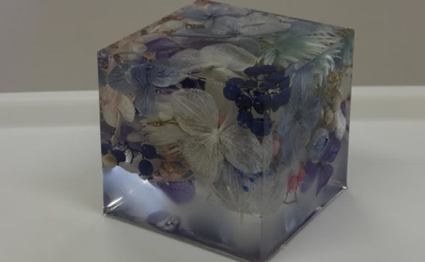 クリスタル・アートリウム(R) 2層目のオイル冷やしすぎ